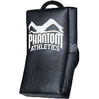 """Escudo Kick Phantom Atletismo """"de alto rendimiento"""" - Negro - Muay Thai boxing MMA artes marciales del retroceso de los pad de bombo Pratzen"""