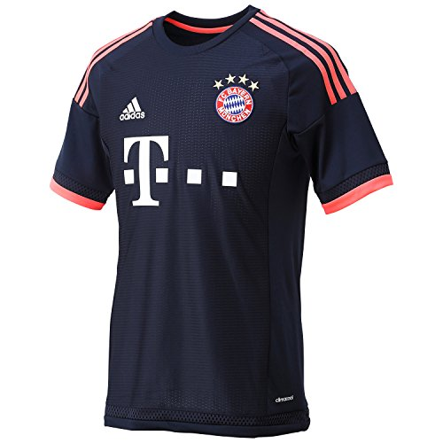 adidas Herren Trikot FC Bayern München UCL Replica, ntnavy/flared, 2XL, AA5222