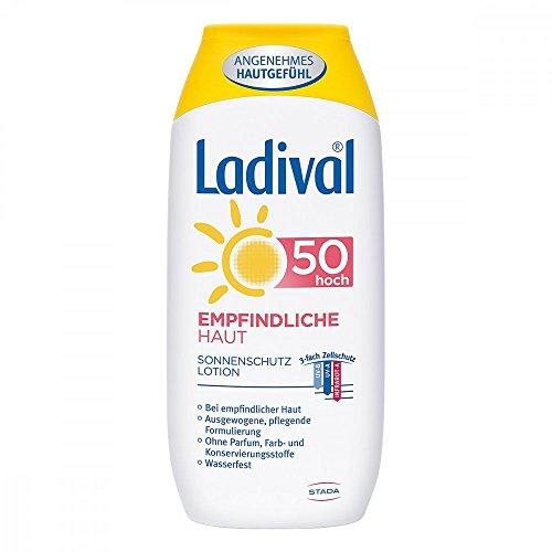Ladival Empfindliche Haut LSF 50, 200 ml Lotion