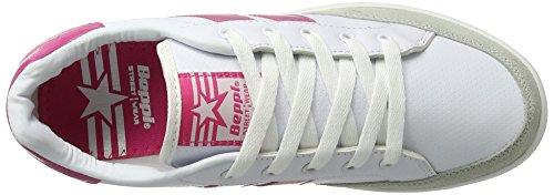Beppi - Casual Shoe, Scarpe sportive Unisex – Adulto Rosa