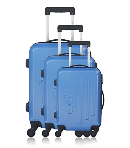 Les P'tites Bombes Set di valigie, navy (blu) - BD-12189