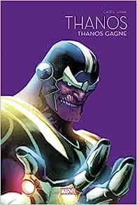 Thanos gagne - Le Printemps des comics 2021    Relié – Illustré, 5 mai 2021