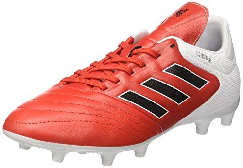 adidas Men    s Copa 17 3 FG Football Boots   Red Core Black FTWR White   7 5 UK 41 1 3 EU