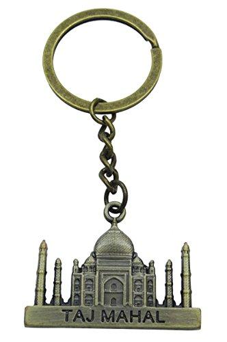 design-taj-mahal-cle-en-laiton-porte-cles-anneau-de-la-chaine-porte-cles-indien-cadeau-keyring