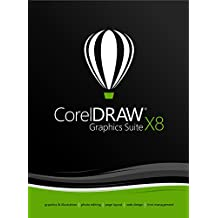 CorelDRAW Graphics Suite X8 Upgrade Italian - Software De Gestión Multimedia