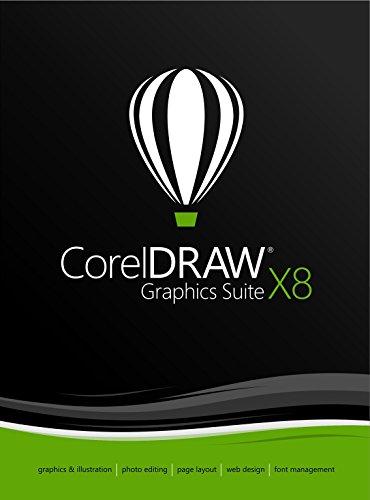 CorelDRAW Graphics Suite X8 - Software De Edición De Gráficos, Checo / Polaco