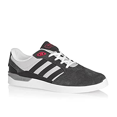 adidas Originals Men's Zx Vulc Dgsogr/Lgsogr/Scarle Leather Sneakers - 7 UK/India (40.67 EU)