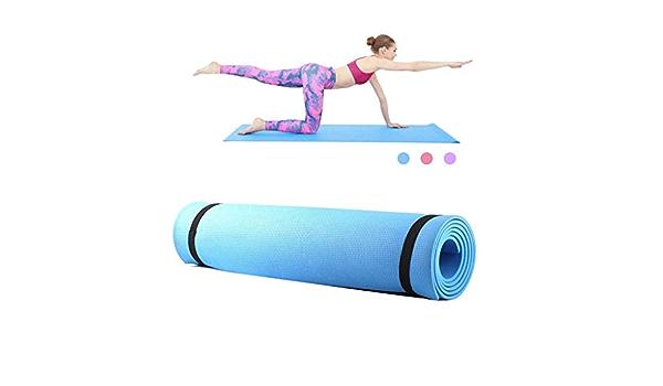 Fitness Pilates Gymnastik Matte Yoga Gymnastikmatte von trenas Sport