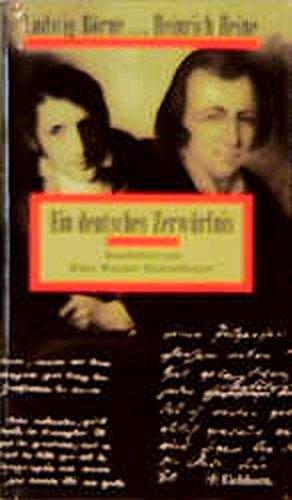 Ein deutsches Zerwürfnis (Die Andere Bibliothek. Erfolgsausgaben)