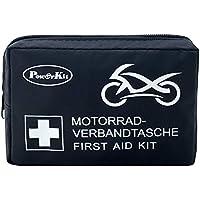 PowerKit ® Motorrad Erste Hilfe Set Verbandtasche DIN13167-2014 Outdoor, Sport & Reisen für die Optimale Erstversorgung preisvergleich bei billige-tabletten.eu