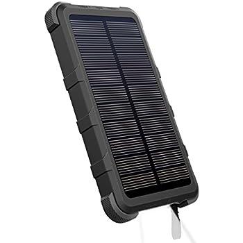 000 Batterie Deux Solaire Usb Power Outxe Sortie Externe Double Avec Lampes … Led 10 SolaireChargeur Bank yfY76gb
