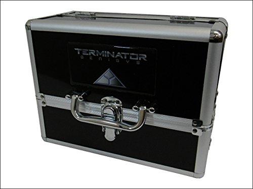 KR Multicase 50% Discount off RRP Terminator Aluminium case Medium Size Black