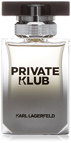 Lagerfeld Private Klub homme/men, Eau de Toilette Vaporisateur, 1er Pack (1 x 50 ml)