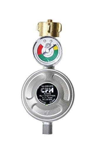 CFH Druckregler mit Füllstandsanzeige DRF 428, 52428 -