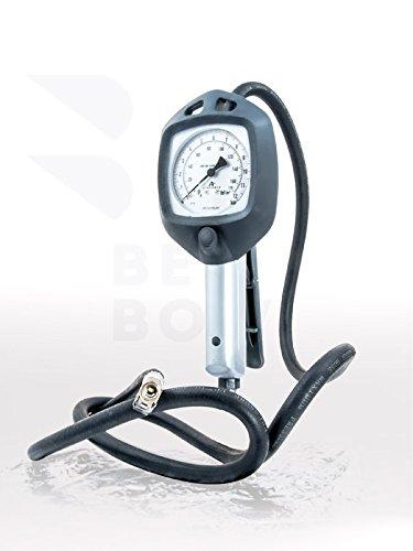 Preisvergleich Produktbild Benbow Analoges Reifendruck-Messgerät Luftdruckprüfer Reifenfüller Tragbare Präzision Reifendruck Messgerät
