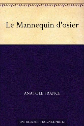 Couverture du livre Le Mannequin d'osier