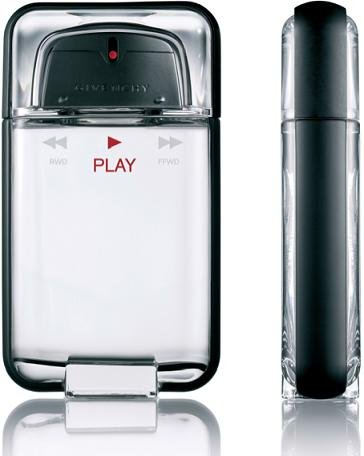 GIVENCHY PLAY FOR MAN 100ml EAU DE TOILETTE SPRAY (Givenchy-play For Men)