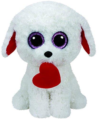 Carletto Ty 37090 - Honey Bun, Hund mit Herz, 24 cm