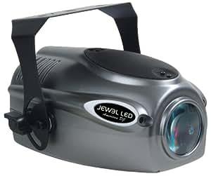 American DJ, Jewel LED, LED Effekt Projektor mit Musiksteuerung