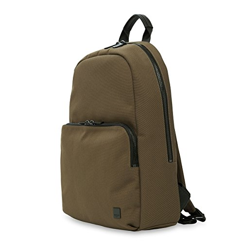 knomo-luggage-brompton-fabric-hanson-15-backpack-deep-army-green