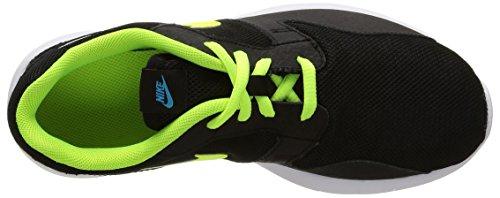 Nike Jungen Kaishi (Gs) Sport & Outdoorschuhe schwarz (Black/Volt-Blue Lagoon)