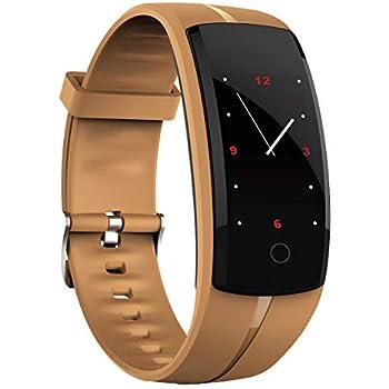 zeerkeer fitness armband bluetooth smartwatch uhr mit wasserdicht fitness uhr mit touchscreen. Black Bedroom Furniture Sets. Home Design Ideas
