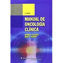 Manual de Oncologia Clinica (Spanish Edition) by Dennis A. Casciato (2009-09-04)