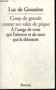 Un valet de pique - Luc de Goustine