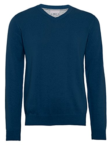 mens-ex-marks-ms-spencer-jumper-sweater-100-cotton-crew-v-neck-blue-grey-red-green-size-m-l-xl-2xl-s