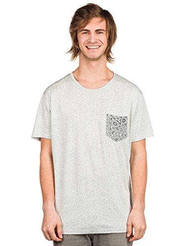 Herren T-Shirt Volcom Parrot T-Shirt paint white