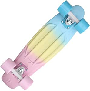 Penny Complete 22inch Fades 2014 Plastic Skateboard - Pastel