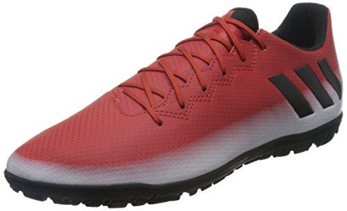 Adidas 16 Uomo Multicolore Futsal rosso Nucleo Messi Ftwr Da Bianco Tf 3 Scarpe Nero nq5aqwrYH