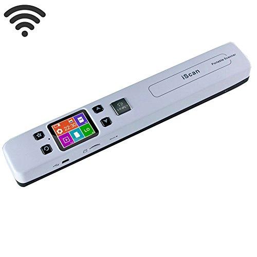scanner portatile senza fili Wi-Fi scanner 1050 supporto penna scanner per documenti DPI JPG PDF