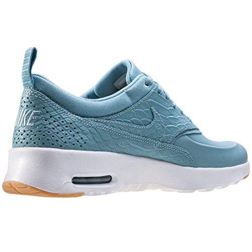 Sport scarpe per le donne, colore Blu , marca NIKE, modello Sport Scarpe Per Le Donne NIKE AIR MAX THEA PRM Blu Blu
