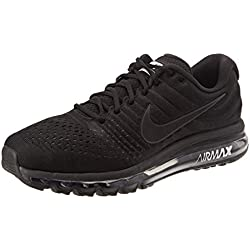 Nike Air Max 2017, Chaussures de Trail Homme, Noir Black 004, 42 EU