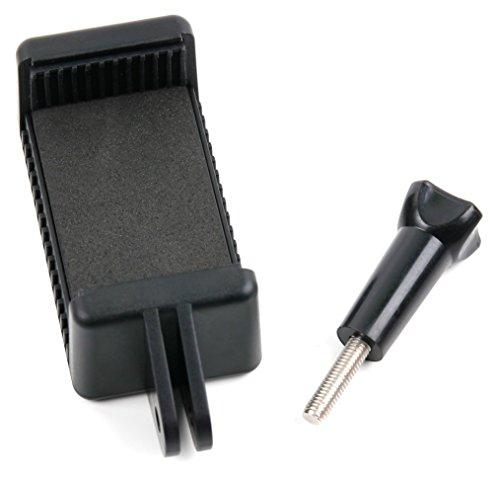Mobile Korb (Smartphone-Halterung für Caterpillar CAT S60 | S50 | S41 | S40 | S31 | S30. Zur Verwendung mit Ihrem Handy und Zubehör Ihrer Actionkamera (Stativ, Helm, Kopfband, Brustkorb etc.))