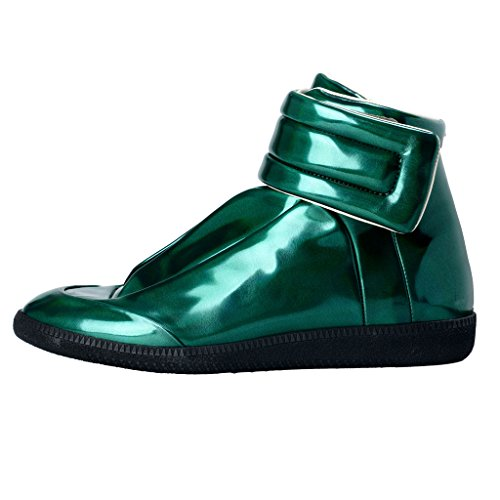 maison-margiela-womens-petrol-green-leather-hi-top-sneakers-shoes-us-7-it-37