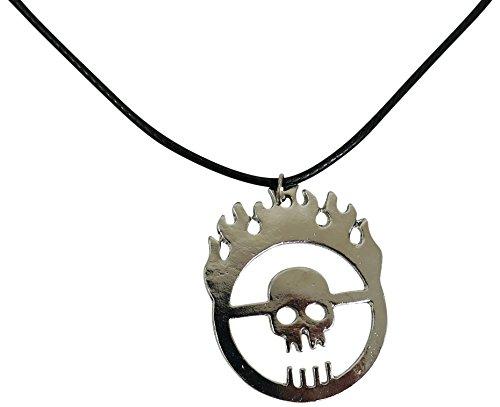 Katara 1675 - Mad Max Fury Road Fanartikel: Halskette als Geschenk für Männer, Steampunk