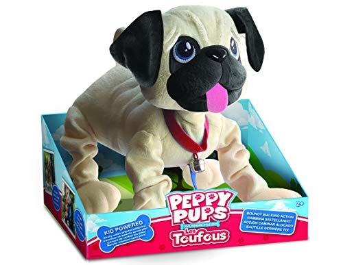 Snuggle Pets 'Peppy Cachorros Pug Juguete