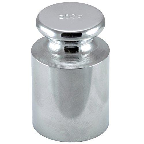 smart-weigh-cw-200-peso-di-calibrazione-in-acciaio-al-carbonio-per-bilancia-con-scala-di-calibrazion