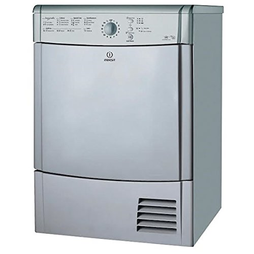 Indesit IDCL85BHS 8Kg Load Condenser Tumble Dryer Class B White