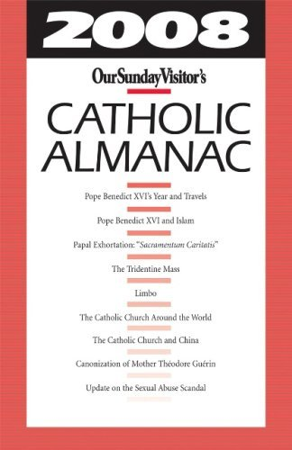 Our Sunday Visitor's Catholic Almanac 2008 (2008-01-30)