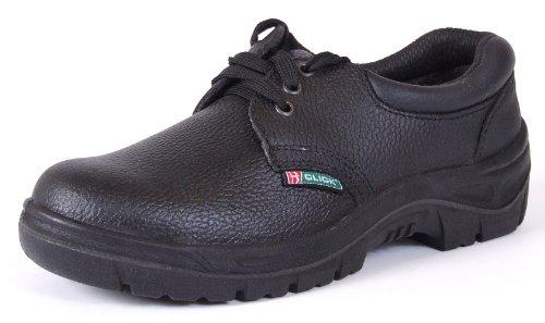 Chaussures De Sécurité Noir - B-click Shoes -