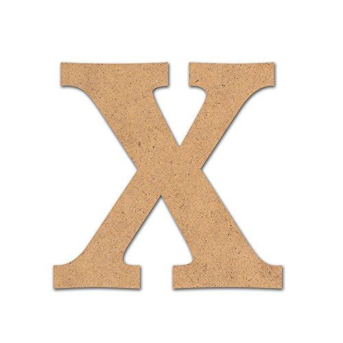 Canevas pour enfant Loisirs créatifs - Lettre en bois 10 cm x