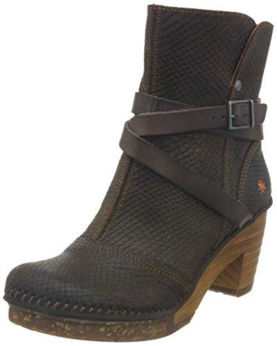 Art 343 Amsterdam, Boots femme Marron (Moka)
