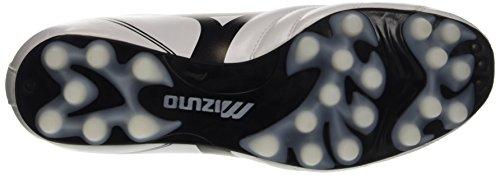 Mizuno Morelia Neo Cl 24, Scarpe da Calcio Uomo Bianco (White/Black)