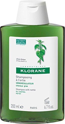 KLORANE SHAMPOO CAPELLI GRASSI ALL'ORTICA 200 ML