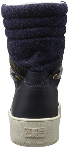 Napapijri Damen Nova High-Top Blau (Dark Blue N67)