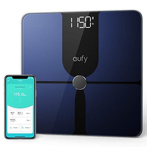 Eufy Smart Scale P1 - Báscula Inteligente Bluetooth