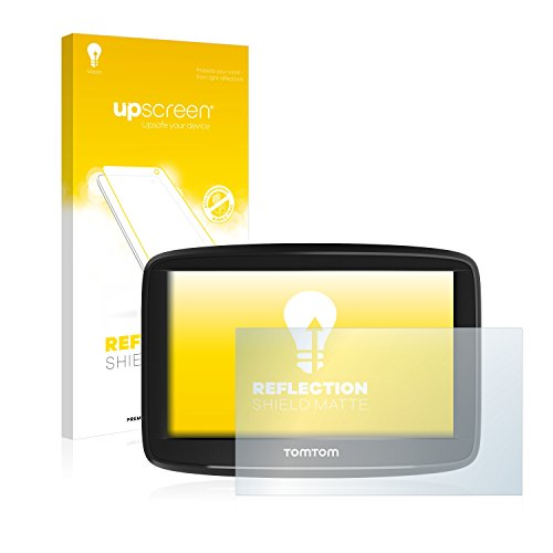 upscreen Pellicola Protettiva Opaca Compatibile con Tomtom Start 52 Protezione Proteggi Schermo – Antiriflesso, Anti-Impronte